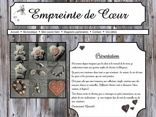 www.empreintedecoeur.com