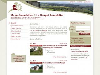 www.maursimmobilier.fr