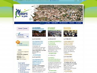 www.ville-maurs.fr
